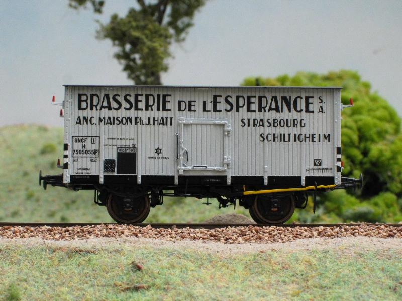 Forum afficher le sujet wagon pecheur et esperance - Wagon de train a vendre occasion ...