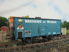 K201   Isotherme  Brasserie du Pêcheur