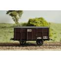 K227  Wagon couvert PO à ossature en bois