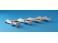 A011ECO 4 tampons unifiés pour locomotive