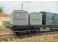 K124  2 cadres pour truck à bagages version métal