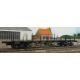 K231  Wagon plat à ranchers à bogies