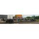 K232  Wagon plat à ranchers à bogies OCEM