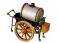 Artitec 10253 charrette à bras avec citerne