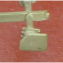 4 tampons en bronze pour voitures CIWL