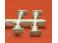 4 tampons unifiés pour locomotives diesel/electriques