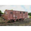 K264 wagon désherbeur ex-couvert PO