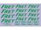 D712 Planche logos FRET