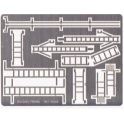 MT-DIV28 echelles et tringleries pour tenders et locos