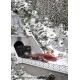 K218L  Chasse neige Langeac long