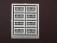 1 jeu de plaques d'immatriculation pour Y7100/7400