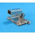 1 paire de boitiers NEM compacts à élongation en kit