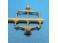 4 boites d'essieux + ressorts de suspension SKF