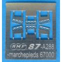 A288 marchepieds frontaux 67000 Lima