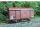 K282  Wagon couvert 20t Nord tôlé