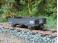 K284 2 wagonnets de draisine à ridelles en bois