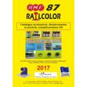 Catalogue accessoires, decalcs, etc.. 34 pages couleur