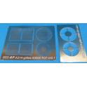 A314 grilles de ventilation 63000 R37