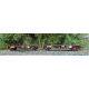 """K288 2 wagons plats de raccord """"Standard"""""""