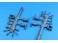A142 Accessoires de détail pour TA60 ex-Huet