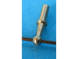 20 supports de main courante longs (2,5mm)