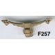 4 boites d'essieux + ressorts de suspension PLM