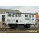 Lot de 5 wagons à bière SNCF