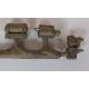 Cylindre de frein + reservoir d'air + distributeur SAB pour wagons