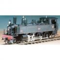E195 kit 230T réseau Breton voie métrique 12mm