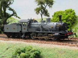 E124 kit 040B Boiteuse réseaux et SNCF