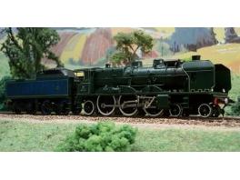 E115 kit 2-231A tender 37A Nord et SNCF