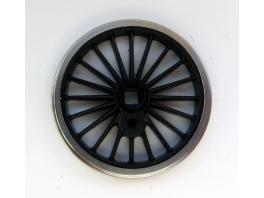 R407 2 roues motrices vapeur 22mm
