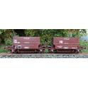 K2911 couplage à ballast DeDietrich Talbot AL/PO/PLM/SNCF