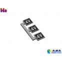 3 plaques 4V Tête de rame 3 voitures Ara