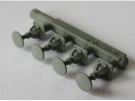 A353 4 tampons de locomotive Nord type 5