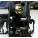 1 Axe de réducteur à circlips pour kits AMF