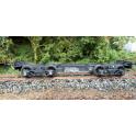 K295 kit plat spécial transport d'engins à voie métrique PLM/SNCF