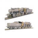 E104 kit 2-140A tender 23A 4000 Nord, Nord Belge, SNCB et SNCF