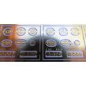 A363 plaques constructeur Nord