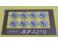 8 macarons Régie des Bouches du Rhone
