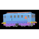 K034 locomotive 040DC1 BB60021 SNCF
