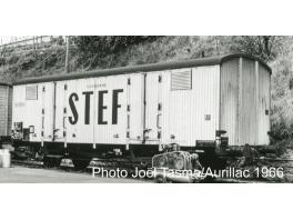 K298  Wagon isotherme à lait STEF