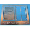 Grille frontale pour 040DA/A1A A1A62000 DJH/Model Loco