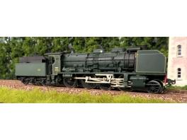E105 2-140A tender 17A 4000 Nord SNCF