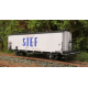 K299 Wagon réfrigérant à viande STEF