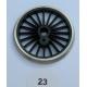 R408 2 roues motrices vapeur 23mm