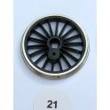 R406 2 roues motrices vapeur 21mm