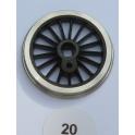 R405 2 roues motrices vapeur 20mm