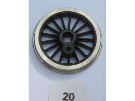 R405 2 roues motrices vapeur 20,1mm