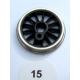 R401 2 roues motrices vapeur 15mm